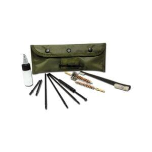 Kit de nettoyage armes 5.56mm Miltec