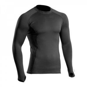 Maillot thermo performer niveau 3 noir TOE Concept