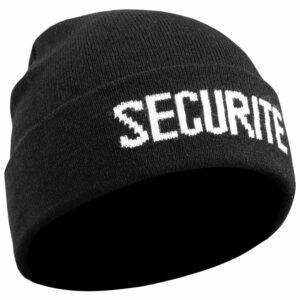 Bonnet hiver Sécurité TOE Concept
