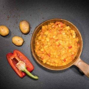 Ration de survie Boeuf et purée de pommes de terre - TACTICAL FOODPACK