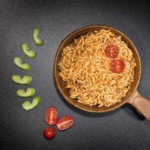 Ration de survie Spaghetti bolognaise - TACTICAL FOODPACK