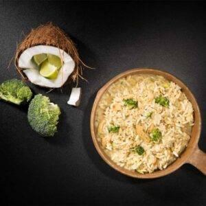 Ration de survie Curry de poisson et riz - TACTICAL FOODPACK