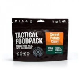Ration de survie Curry de patates douces - TACTICAL FOODPACK