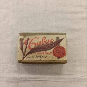 Tabac Français Cachet Rouge