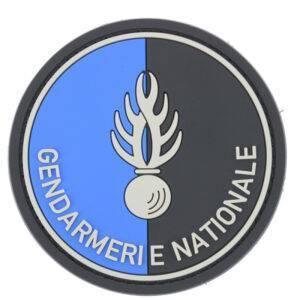 Ecusson PVC gendarmerie gendarmerie nationale