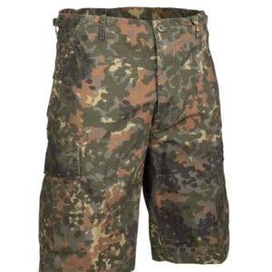 Bermuda militaire cam flecktarn Miltec