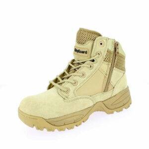 Chaussure Megatech 6 coyote one CityGuard