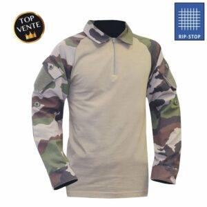 Chemise de combat UBAS camouflage ce Patrol Equipement